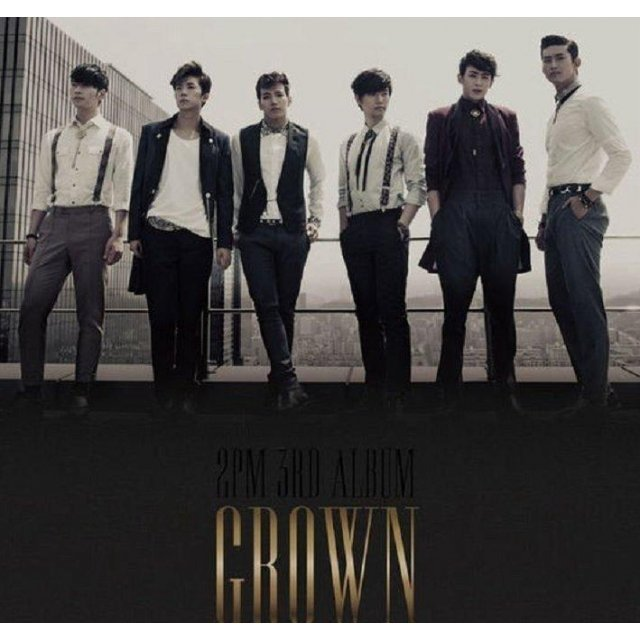 Grown [CD+DVD]