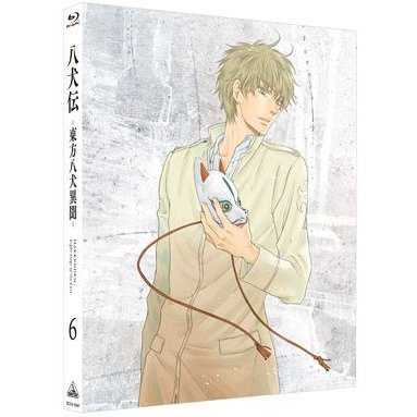 Hakkenden: Toho Hakken Ibun Vol.6 [Blu-ray+CD Limited Edition]