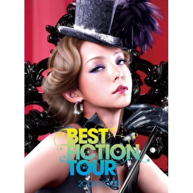 Namie Amuro Best Fiction Tour 2008-2009