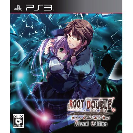 Root Double: Before Crime * After Days Xtend edition