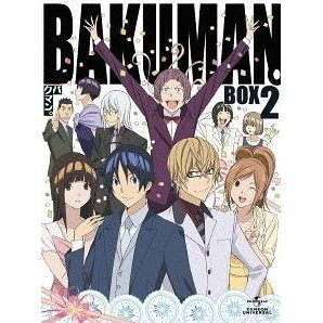 Bakuman 3rd Series Dvd Box 2