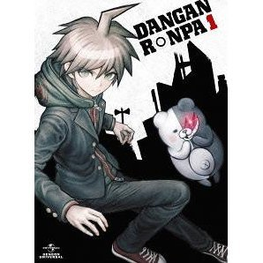 Danganronpa The Animation Vol.1 [Blu-ray+CD Limited Edition]