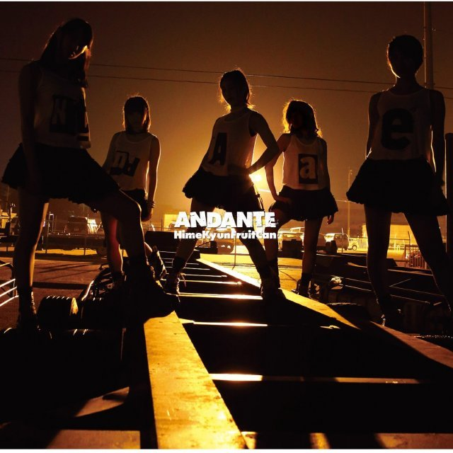 Andante [CD+DVD Limited Edition]