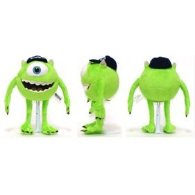 Monsters University Plush: Laughing Mike with Cap