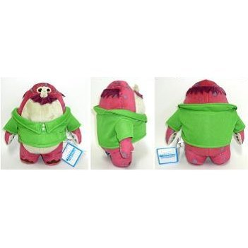 Monsters University Plush: Standing Don Carlton