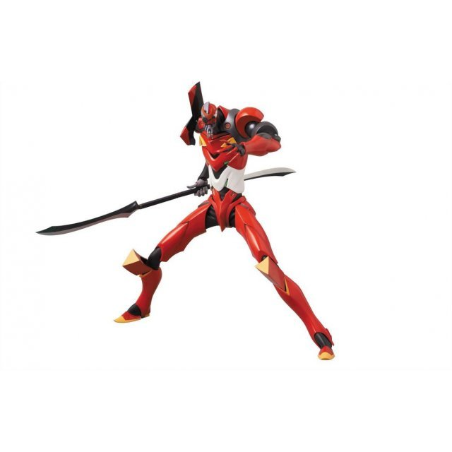 Real Action Heroes No.634 NEO Rebuild of Evangelion Fashion Doll: Eva-02 Kai Gamma