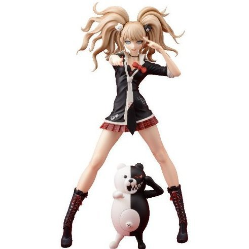 Super Danganronpa 2 Ultra High School Class Non Scale Pre-Painted PVC Figure 01: Enoshima Junko