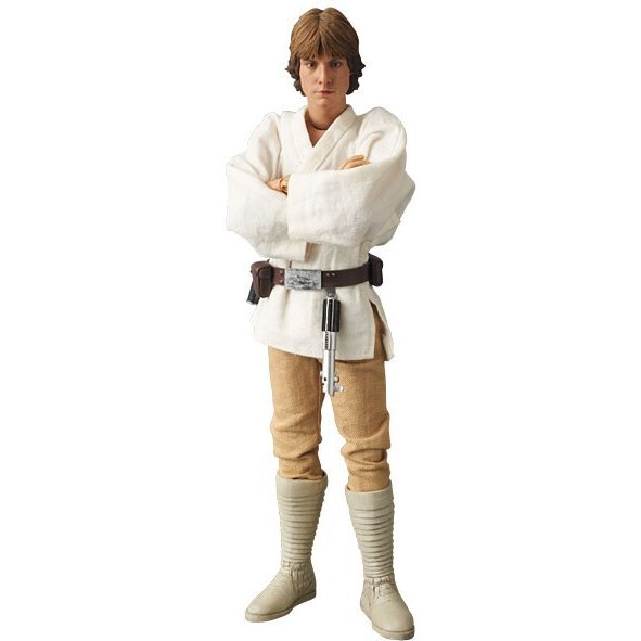 Ultimate Unison Star Wars Episode IV Fashion Doll: Luke Skywalker A New Hope Ver. (Re-run)