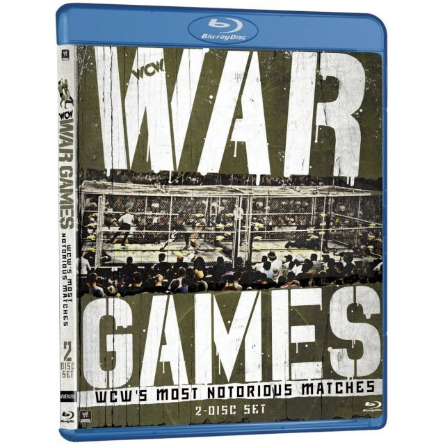 WWE: War Games: WCW's Most Notorious Matches