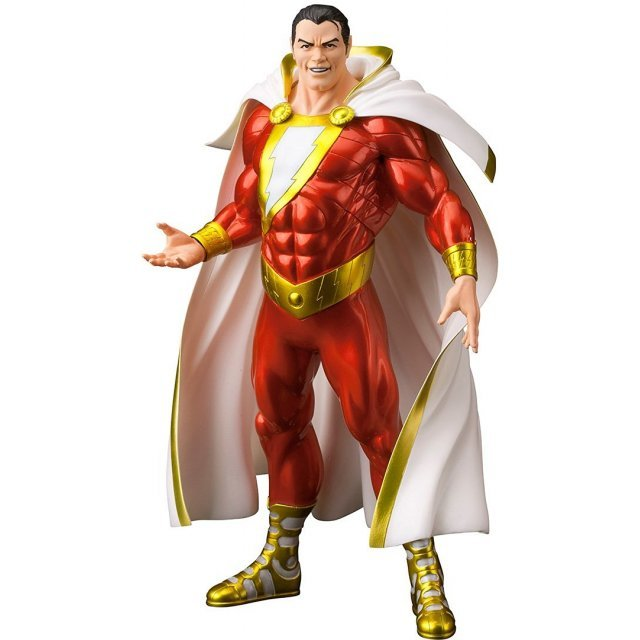ARTFX+ DC Comics New 52 1/10 Scale Pre-Painted Figure: Shazam