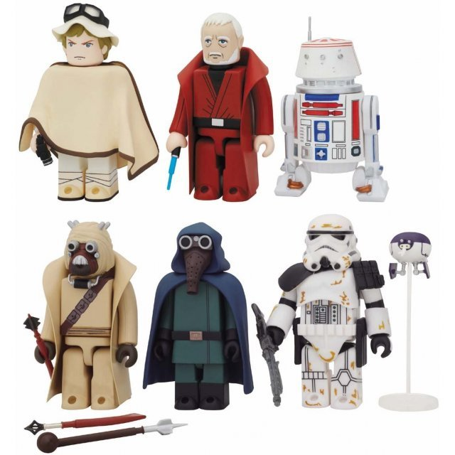 Kubrick Star Wars DX Series 3 Trading Figure (Set of 12 pieces)