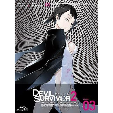 Devil Survivor 2 The Animation Vol.3