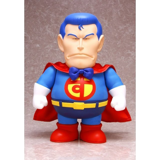 Dr. Slump Soft Vinyl Figure: Suppaman