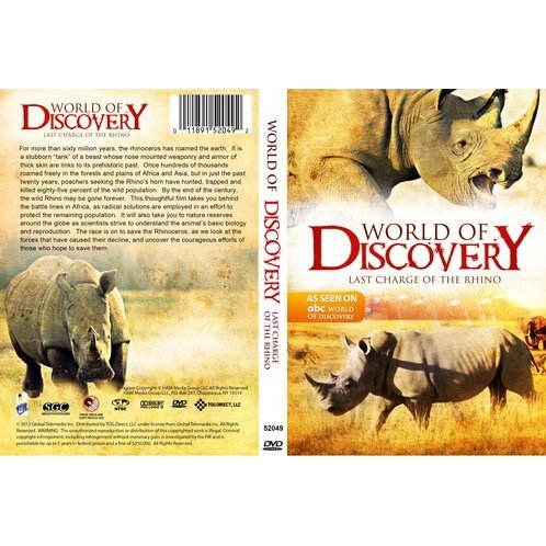 World of Discovery: Last Charge of the Rhino