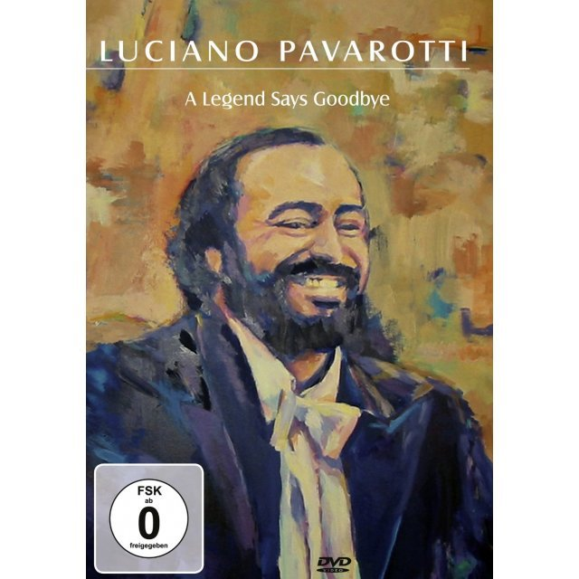 Luciano Pavarotti: Legend Says Goodbye