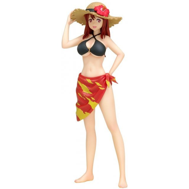 Maoyu Beach Queens Pre-Painted PVC Figure: Demon Queen Beach Queens Ver.