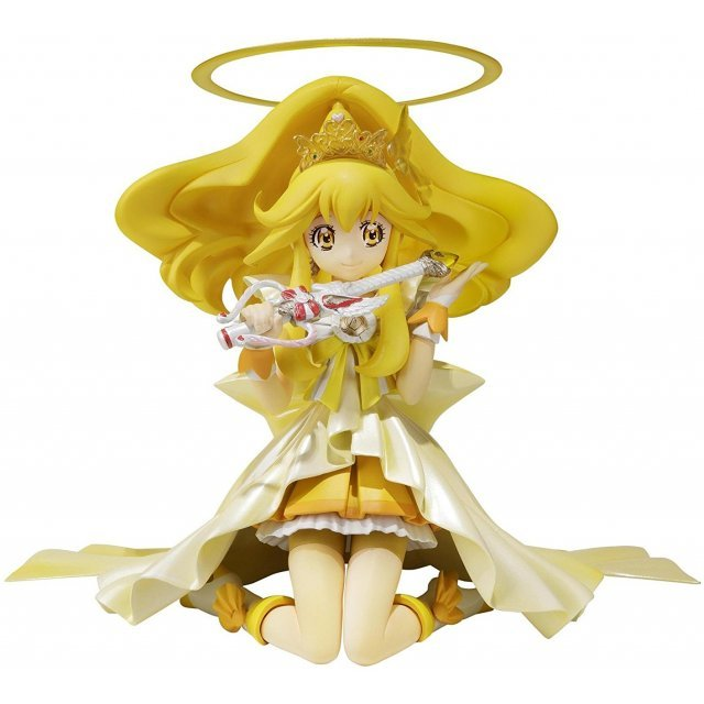 Figuarts Zero Smile PreCure Pre-Painted PVC Figure: Princess Peace