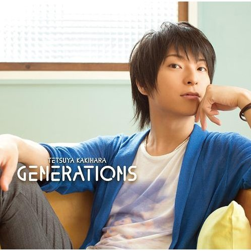 Generations [CD+DVD Limited Edition]