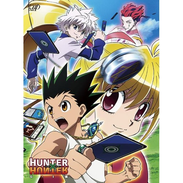 Hunter X Hunter G.i Hen Dvd Box