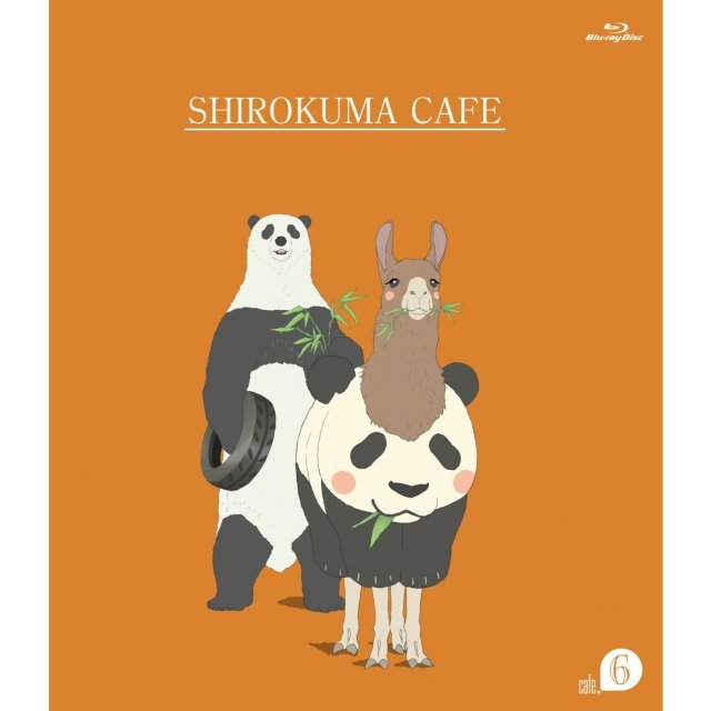 Shirokuma Cafe Cafe.6