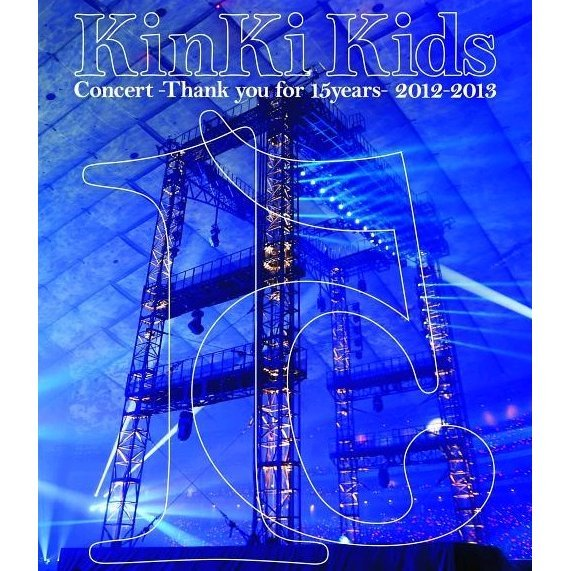Concert - Thank You For 15years 2012-2013