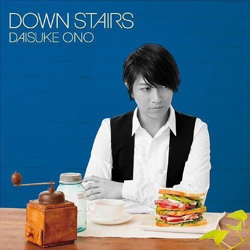 Down Stairs [CD+DVD]