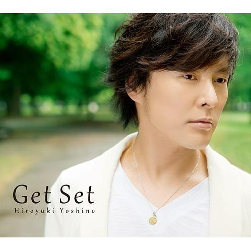 Get Set [CD+DVD Limited Edition]