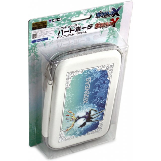 Pokemon Hard Pouch for 3DS LL (Xerneas)