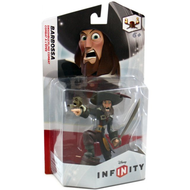Disney Infinity Figure: Captain Barbossa