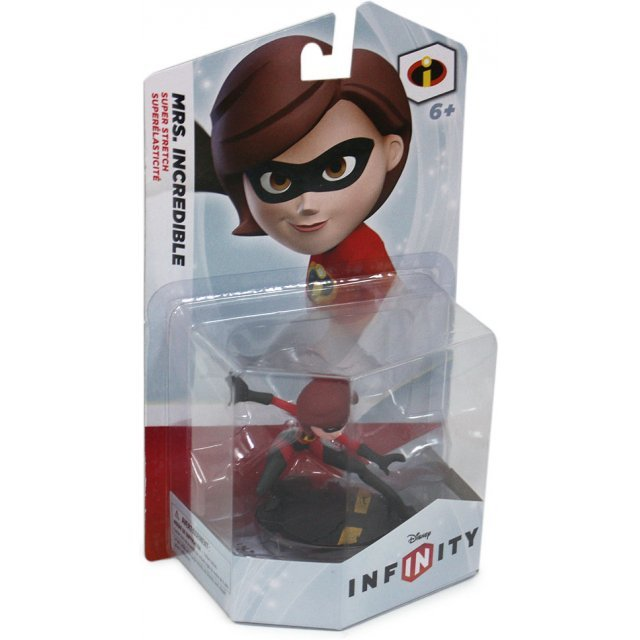 Disney Infinity Figure: Mrs Incredible