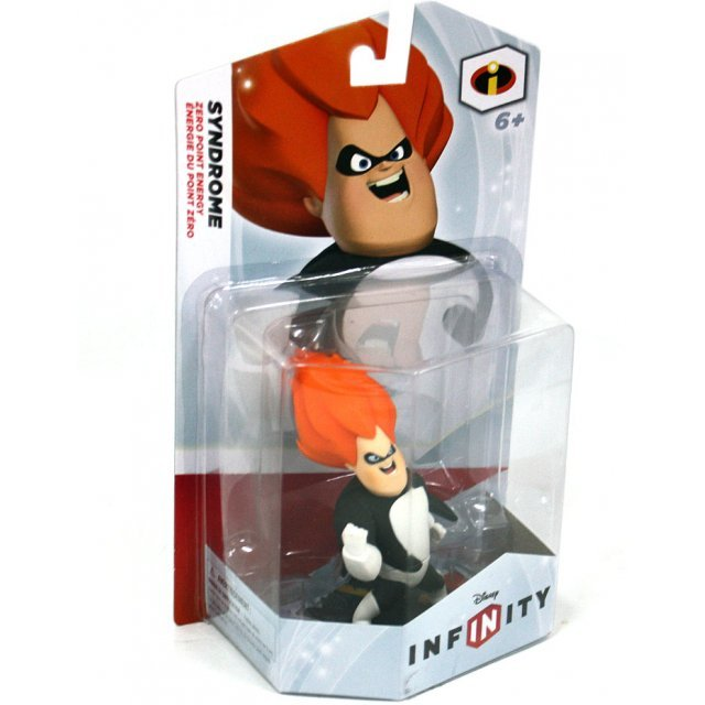 Disney Infinity Figure: Syndrome