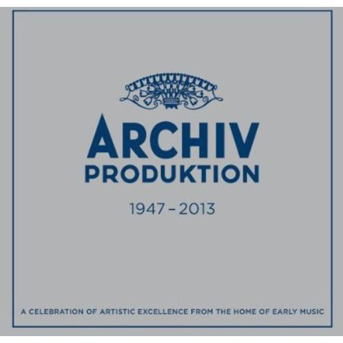 Archiv Produktion: Early Music Studio of Deutsche Grammophon 1947-2013 [Limited Edition]