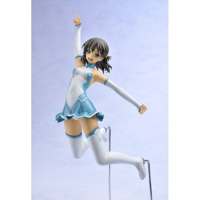Lagrange: The Flower of Rin-ne 1/7 Scale Pre-Painted PVC Figure: Kyono Madoka Mall Link Suit ver.