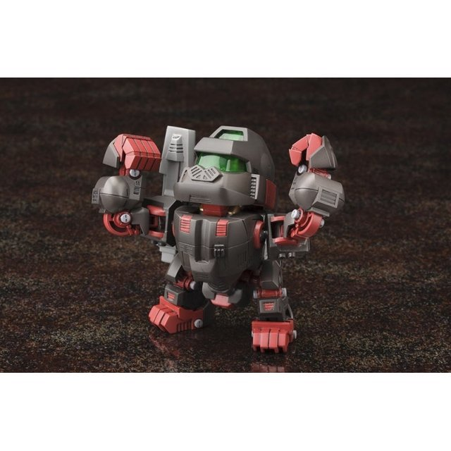 D-Style Zoids Non Scale Pre-Painted Plastic Model Kit: Iron Kong