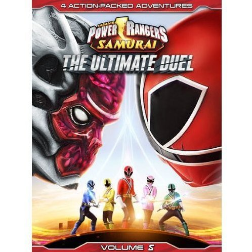 Power Rangers Samurai: The Ultimate Duel Volume 5