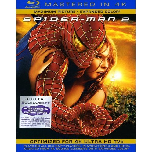 Spider-Man 2 [Mastered in 4K]