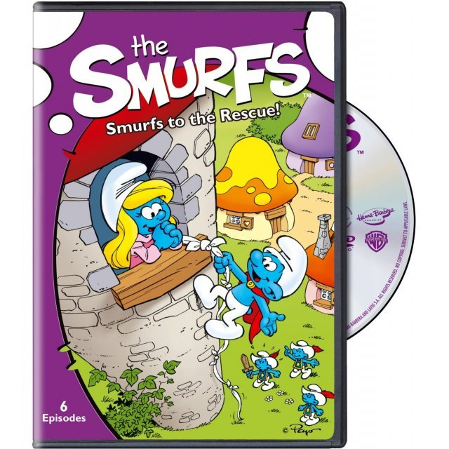 The Smurfs: Smurfs to the Rescue!