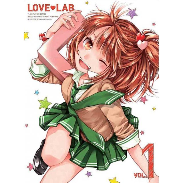 Love Lab / Renai Lab Vol.1 [DVD+CD Limited Edition]