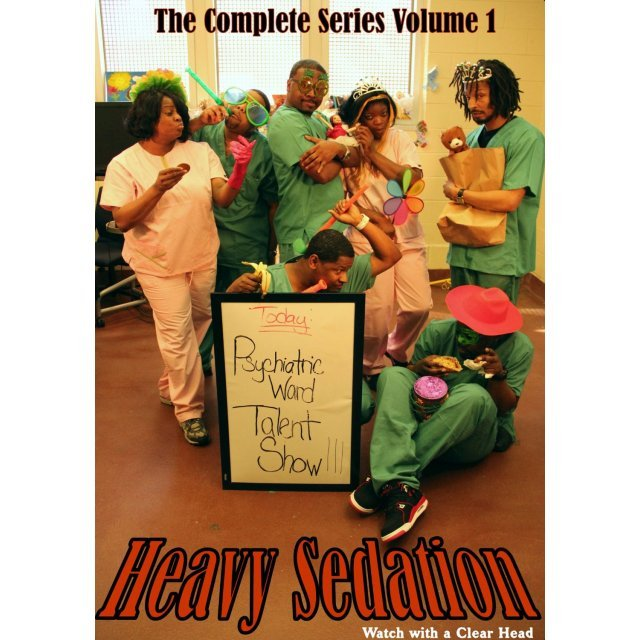 Heavy Sedation: The Complete Series Volume 1