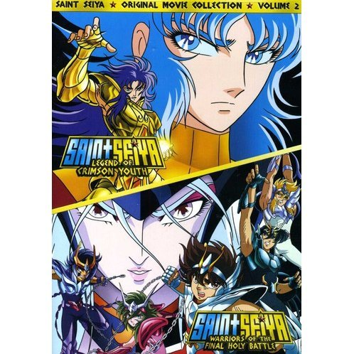 Saint Seiya: Original Movie Collection Volume 2
