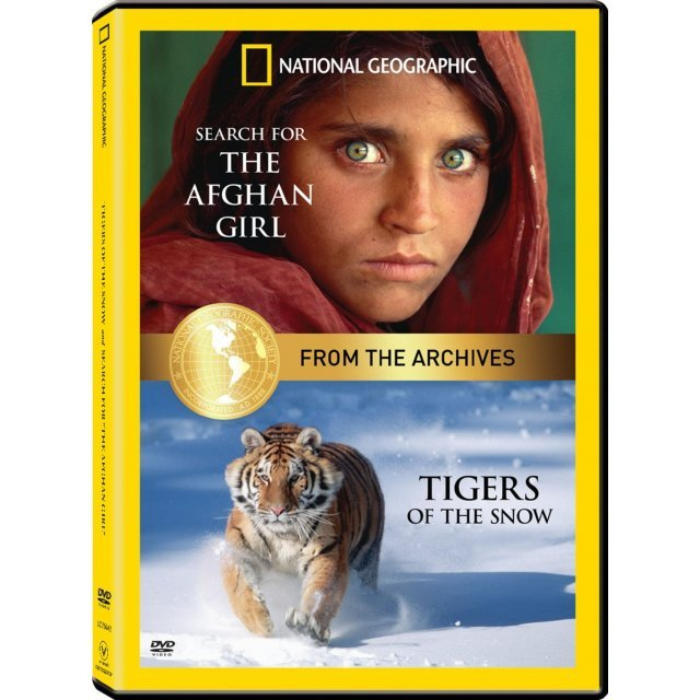 Tigers of the Snow / Search for the Afghan Girl