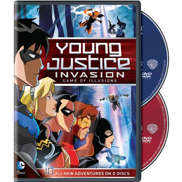 Young Justice Game of Illusions: Season 2 Part 2