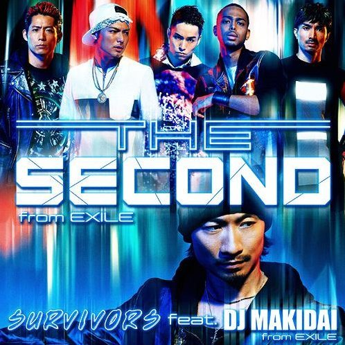 Survivors Feat.dj Makidai From Exile / Pride [CD+DVD]