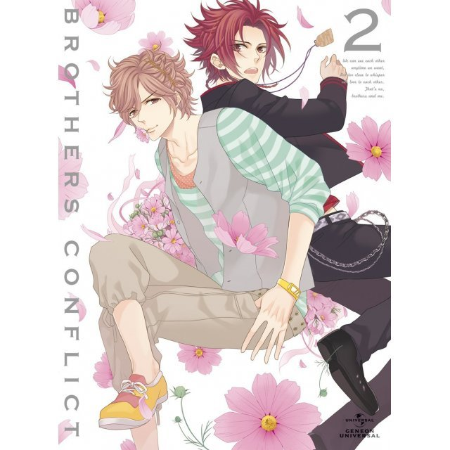 Brothers Conflict Vol.2 [Limited Edition]