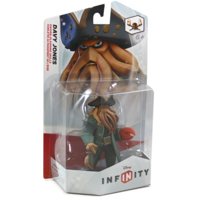 Disney Infinity Figure: Davy Jones