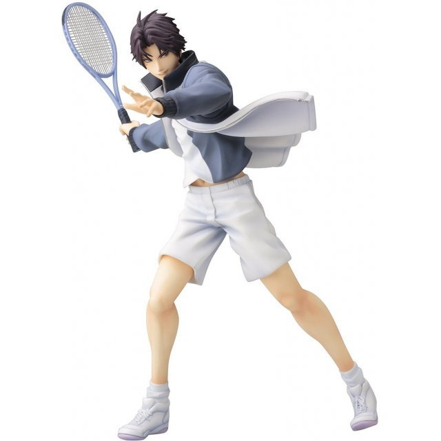 Prince of Tennis 1/8 Scale Pre-Painted PVC Figure: ARTFX J Atobe Keigo