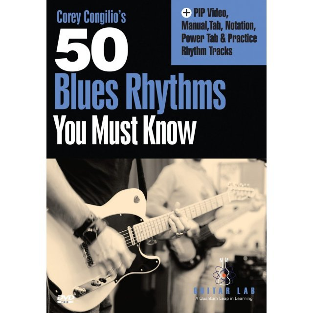 50 Blues Rhythms You Must Know