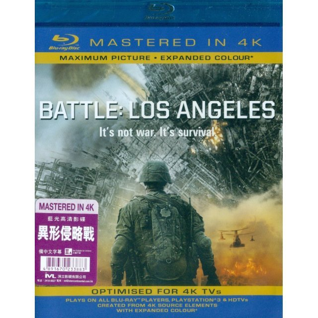 Battle: Los Angeles [Mastered in 4K]
