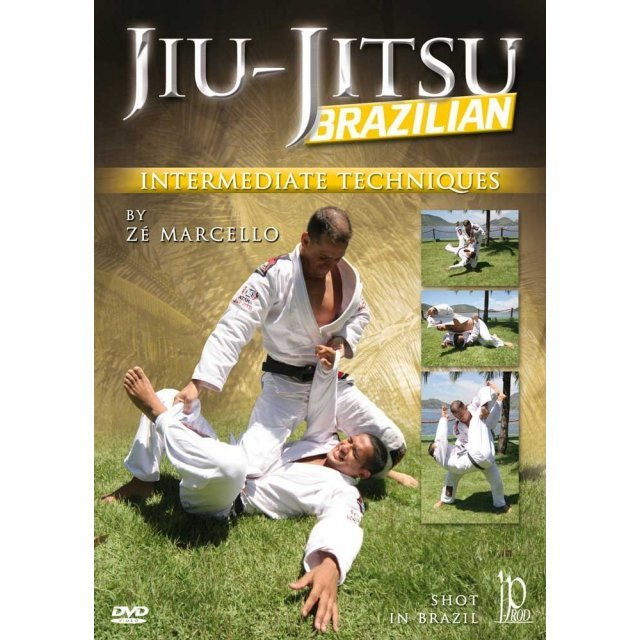 Brazilian Jiu-Jitsu: Intermediate Techniques