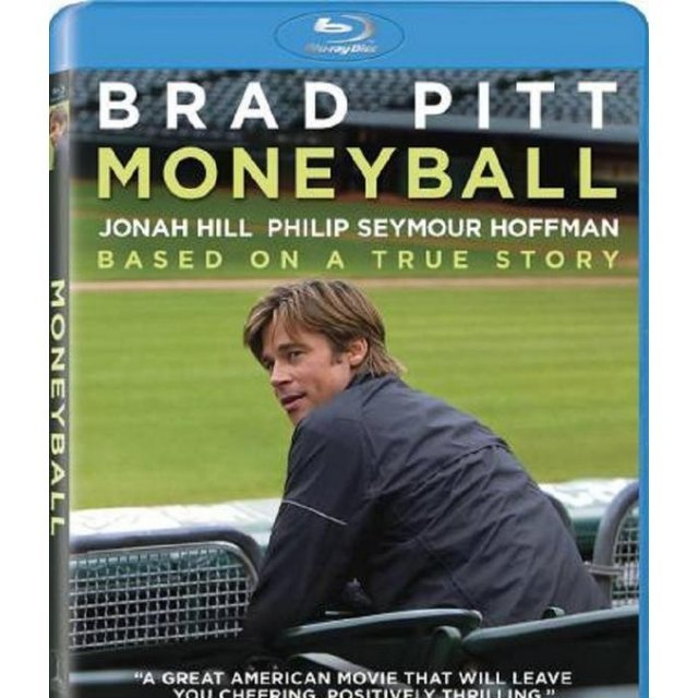 Moneyball [Mastered in 4K]